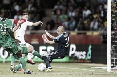 Resultado Mónaco - Saint-Etienne (1-1)