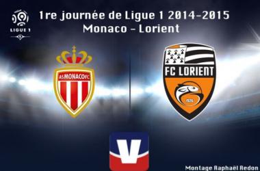 Monaco, objectif 3 points face à Lorient