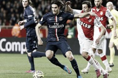 Ligue 1: Nulo no Mónaco x Paris Saint-Germain