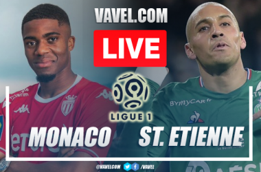 Goals and Highlights: Monaco 3-1 Saint Etienne in Ligue 1 2021