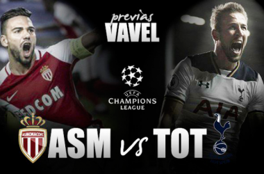 AS Mónaco - Tottenham. Foto: Edición VAVEL.