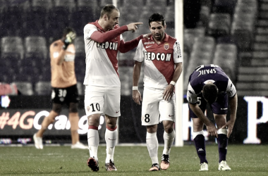 En la fotografía, momento de uno de los encuentros pasados entre el AS Mónaco y el Toulouse // Fuente: Mónaco