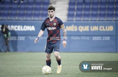 Convocatoria del Barcelona B para medirse al Hércules CF