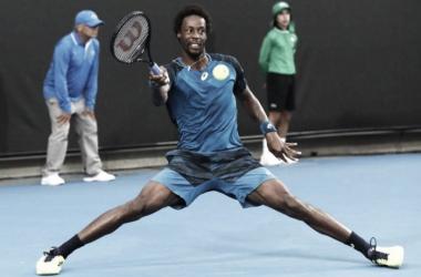 Com vitória em sets diretos, Monfils avança para as oitavas de final no Australian Open/ Foto: AP