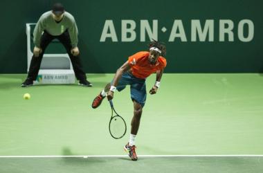 Gael Monfils/Photo: ABN AMRO World Tennis Tournament