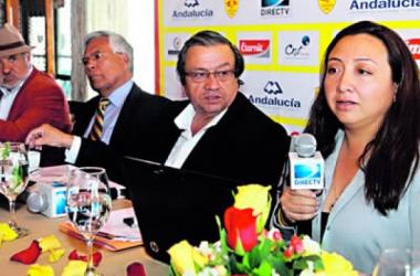 Mónica Górdon, candidata a presidenta del Aucas, fue asesinada