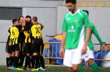Montañesa C.F - Santfeliuenc F.C: el fútbol vuelve a Nou Barris