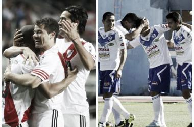 San José - River Plate: el debut en la Copa