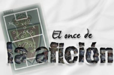 El once de la afición zaragocista: jornada 34 de Liga Adelante