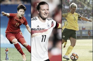 China, Alemania y Sudáfrica serán rivales duros para España / Foto: FIFA