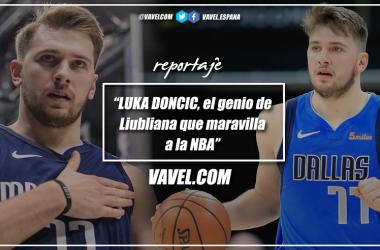Luka Doncic, el genio de Liubliana que maravilla a la NBA