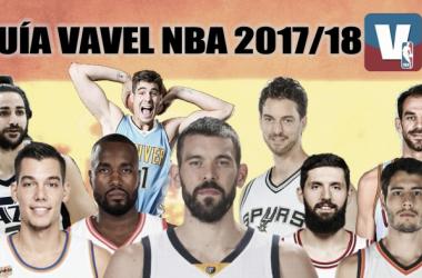 Guía VAVEL NBA 2017/18: tantos españoles como circunstancias diferentes