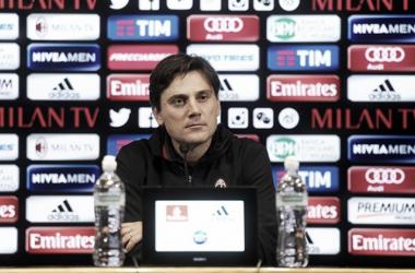 Vincenzo Montella, acmilan.com