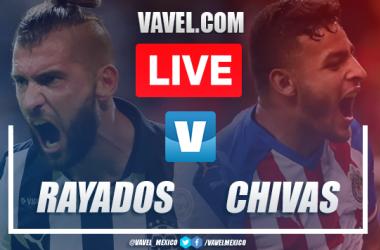 Goals andHighlights: Monterrey 1-1 Chivas, 2019 Liga MX