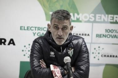"Jacobo Montes: ""Hoy llegabas en un déficit terrorífico respecto al rival"""