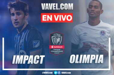 Goles y resumen del Montreal Impact 1-2 Olimpia en Liga de Campeones 2020