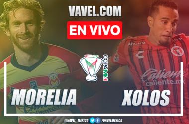 Resumen y resultado: Morelia 0-0 Xolos, en Copa MX 2020