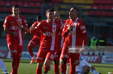 Monza have the joint-best defence in Serie B this season.(Photo by Andrea Diodato/NurPhoto via Getty Images)