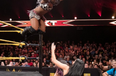 Ember Moon Takes Flight (photo:WWE.com)