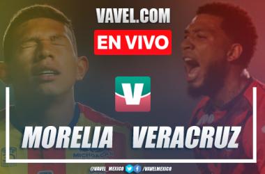 Resumen y video goles Monarcas Morelia 1-0 Veracruz en Liga MX 2019