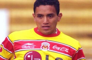 Ídolos de rojo y amarillo: Heriberto Ramón Morales