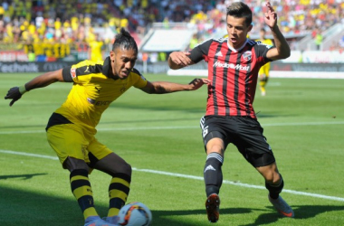 Ingolstadt's Morales out for a month