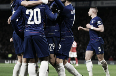 Esse é o nono gol do atacante espanhol na temporada (Reprodução / Chelsea)