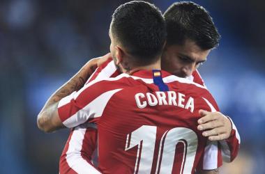 Morata y Correa, ¿la solución?