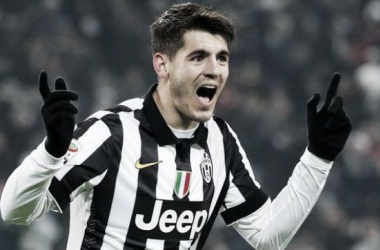 Juventus set to miss Morata for one month