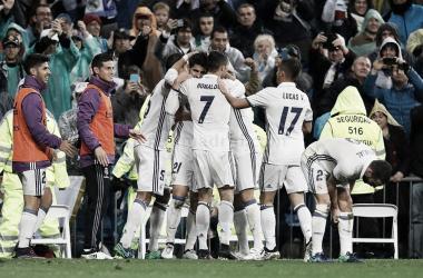 Recuerdos de la última visita de los leones al Bernabéu