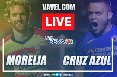 Goals and Highlights: Monarcas Morelia 2-4 Cruz Azul, 2020 Liga MX