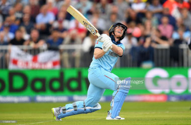 2019 Cricket World Cup: Eoin Morgan powers England to victory with record innings against Afghanistan