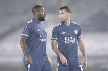 El Leicester anuncia la salida de dos campeones