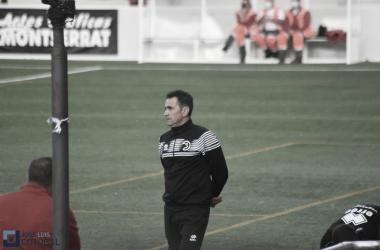 Dani Mori. Foto: José Luis Cotobal