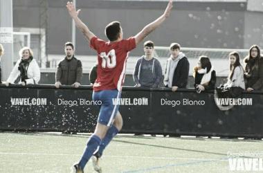 Mareo sonríe en la Copa de Campeones // Imagen: Diego Blanco - VAVEL
