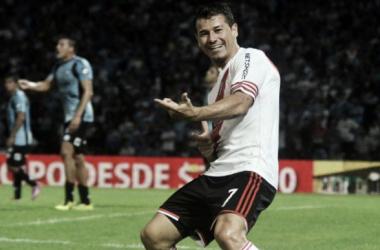 Mora volvió al gol