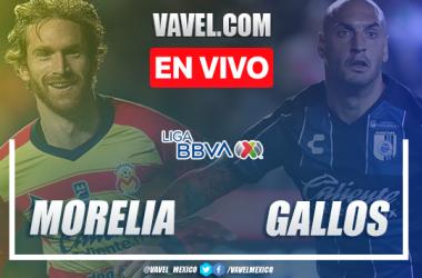 Goles y resumen: Monarcas Morelia 4-0 Querétaro en Liga MX 2020
