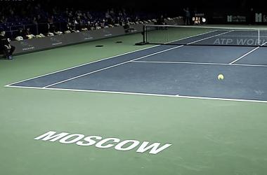 El tenis volverá a estar presente en Rusia esta semana. Foto: Kremlin Cup.