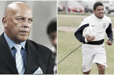 Manco regresó a Alianza Lima en septiembre. Montaje: Luis Burranca.