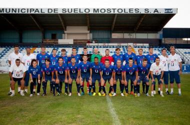 El CD Móstoles URJC ya es equipo de la Tercera madrileña