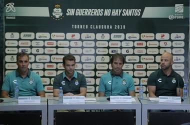 """<p class=""""MsoNormal"""">Guillermo es el cuarto entrenador de ascendencia uruguaya que asume el cargo de director técnico en el equipo de los Guerreros. (Foto: Milenio)<o:p></o:p></p>"""