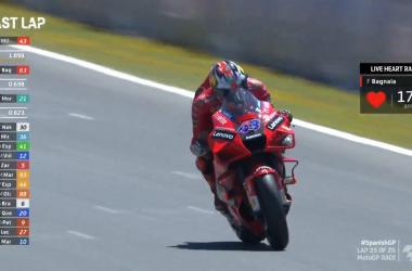 Gp Spagna: Doppietta Ducati con Miller e Bagnaia