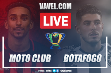 Gols e melhores momentos Moto Club x Botafogo pela Copa do Brasil 2021 (0-5)