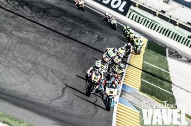Jesko Raffin ha sido el gran dominador de la categoría de Moto2 // Fotos: Manu Tormo - VAVEL