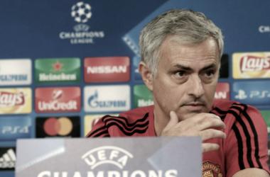 """Jose Mourinho: """"En cuanto a nivel será un partido muy parejo"""""""