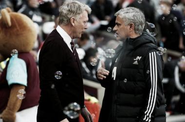 """Mourinho: """"Es bueno asegurar la segunda posición, pero no es algo que me ponga feliz"""""""