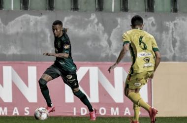América-MG vence Sampaio Corrêa e dá passo importante pelo acesso à Série A