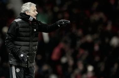 """Mourinho: """"Estoy feliz pero necesitamos más personalidad"""""""