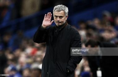 José Mourinho estará a caminho do Manchester United?