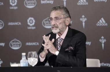"""Carlos Mouriño: """"Hemos hecho una temporada malísima"""""""